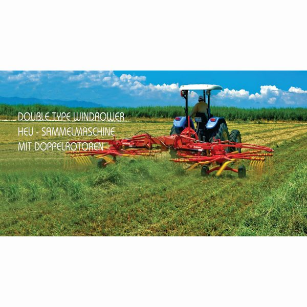 double-type-rotary-windrower-1